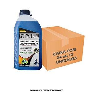 Aditivo Para Radiador ANTICORROSIVO UNIVERSAL 1000ml - caixa com 12 unidades