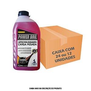 Aditivo Para Radiador CARGA PESADA DIESEL - caixa com 12 unidades