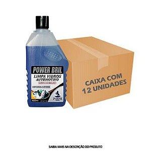 Limpa Vidros Automotivo 500ml - Caixa com 12 unidades