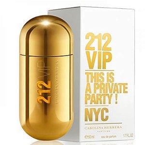 Perfume Carolina Herrera 212 Vip Feminino 50 ml