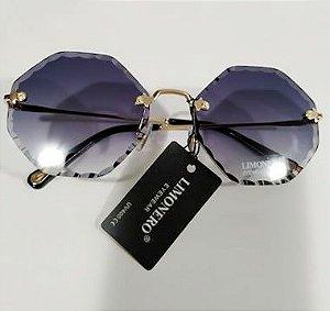 Oculos de Sol Flat Azul 0058