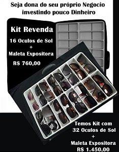 Kit Revenda Oculos de Sol