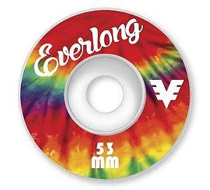 Roda Everlong Pro 53mm Tye Dye