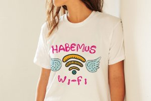 Baby Look Habemus Wi-Fi