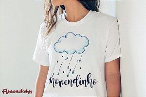 Camiseta Chovendinho