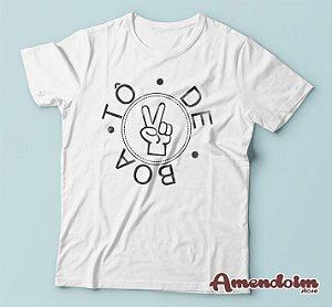 Camiseta Tô de Boa