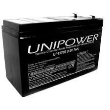 Bateria 12V 7Ah Unipower