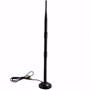 Antena Indoor 9dbi Com Base Re050 Multilaser