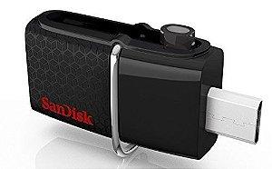 PEN DRIVE SANDISK PARA CELULAR USB 32GB