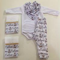 Mini Kit Maternidade Personalizado