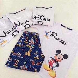 Pijama Personalizado Disney
