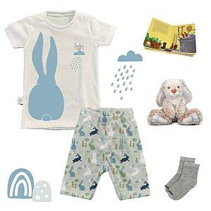 Pijama Personalizado de Páscoa Coleção Fantasia
