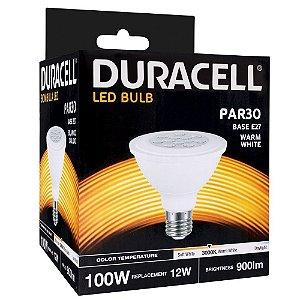 Lâmpada Led Duracell PAR30 12W Amarela Bivolt