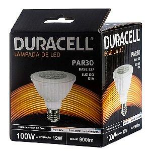 Lâmpada Led Duracell PAR30 12W Branca Bivolt