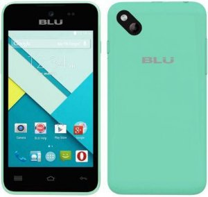 "Smartphone BLU - Dash Advance 4.0"" L A-010L Dual Chip - Dual Core 1.3 GHz - Verde"