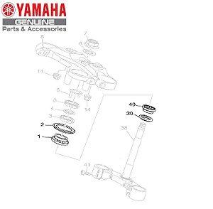 CAIXA DE DIRECAO PARA MT-09 E MT-09 TRACER 2017 A 2021 ORIGINAL YAMAHA