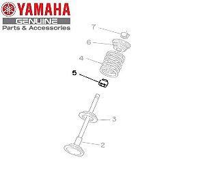 RETENTOR DE VALVULA PARA XVS650 DRAGSTAR ORIGINAL YAMAHA