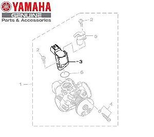 VALVULA SOLENOIDE PARA LINHA 150CC FAZER FACTOR E CROSSER ORIGINAL YAMAHA