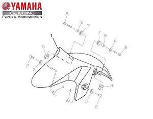 PARALAMA DIANTEIRO PARA MT-03 E YZF-R3 ORIGINAL YAMAHA