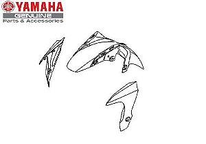 PARALAMA DIANTEIRO COMPLETO MT-07 ORIGINAL YAMAHA