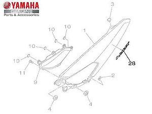 EMBLEMA 3D (NMAX) PARA NMAX 160 ORIGINAL YAMAHA