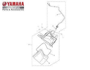 PISCA DIANTEIRO ESQUERDO CONJUNTO PARA NMAX 160 ORIGINAL YAMAHA