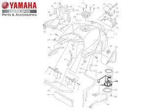 BOMBA DE COMBUSTIVEL COMPLETA PARA MT-09 ORIGINAL YAMAHA