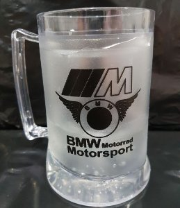 Caneca BMW com Gel Térmico POWERED