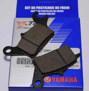 PASTILHA DIANTEIRA Y-TEQ FAZER 150 FACTOR 150 YBR 125 A PARTIR DE 2016 PRODUTO YAMAHA
