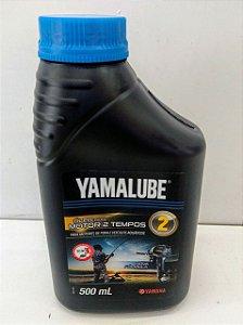 Óleo Yamalube para Motor 2 Tempos TCW-3 500ml