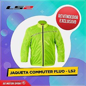 JAQUETA COMMUTER FLOU -LS2