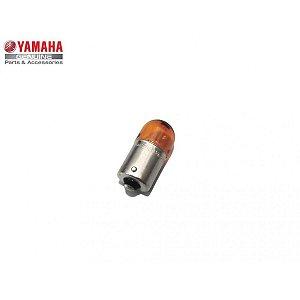 Lampada de Seta Linha Cristal (Lampada Laranja) Original Yamaha