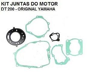 JOGO DE JUNTAS DO MOTOR DT200 ORIGINAL YAMAHA