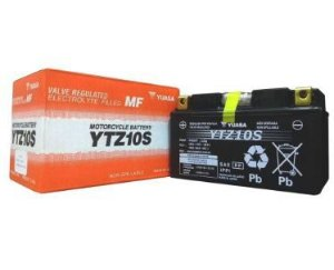 BATERIA YTZ10S YUASA PARA YZF-R1 MT-07 MT-09