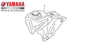 TANQUE DE COMBUSTIVEL DA YZ250F ATÉ 2012 ORIGINAL YAMAHA
