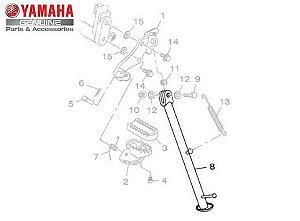 CAVALETE LATERAL PARA XTZ 150 CROSSER ORIGINAL YAMAHA