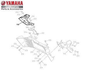 GUIA DE AR DIREITO DO RADIADOR PARA MT-03 ORIGINAL YAMAHA