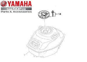 TAMPA DO TANQUE DE COMBUSTIVEL PARA MT03 E YZF-R3 ORIGINAL YAMAHA