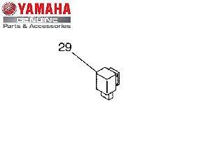 RELE DO PISCA PARA XT660R ORIGINAL YAMAHA