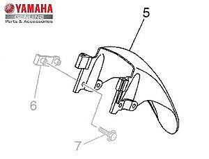 PARALAMA DIANTEIRO INFERIOR PARA XT660 R ORIGINAL YAMAHA