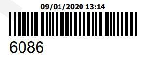 Compra referente orcamento 6086
