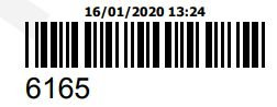 Compra referente ao Orcamento 6165