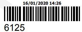 Compra referente ao orcamento 6125