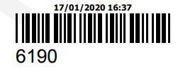 Compra referente o orcamento 6190