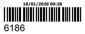 Compra referente ao orcamento 6186 - PRIMEIRA PARTE
