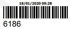 Compra referente ao orcamento 6186 - SEGUNDA PARTE
