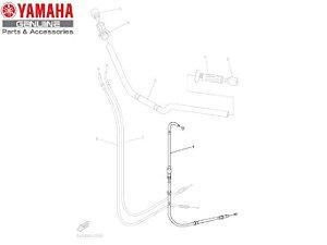 CABO DE EMBREAGEM PARA FZ6 S ORIGINAL YAMAHA
