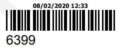 Compra referente ao orcamento 6399 - Pecas originais Yamaha