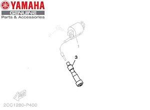 CACHIMBO DA VELA PARA YS150 FAZER , YBR150 FACTOR E XTZ150 CROSSER ORIGINAL YAMAHA
