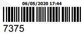 COMPRA REFERENTE AO ORCAMENTO 7375 - PECAS ORIGINAIS YAMAHA